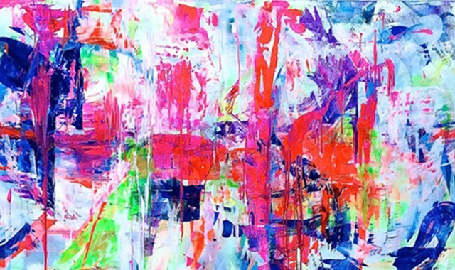 , 'New Beginning,' 2014, The McLoughlin Gallery