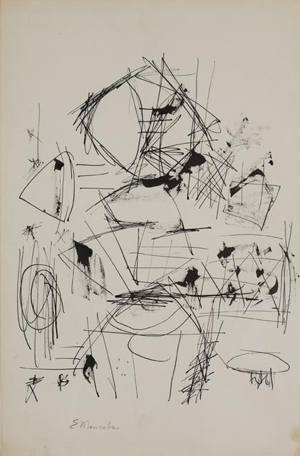 , 'Untitled (Figure 1),' 1973, Aicon Gallery