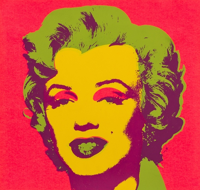 Andy Warhol, 'Marilyn Monroe (Feldman & Schellmann II.21)', 1967, Print, Screenprint in colours, Forum Auctions