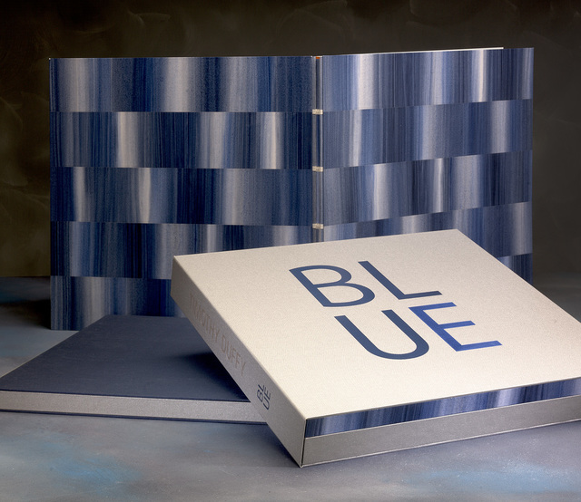 , 'Blue,' 2017, 21st Editions, The Art of the Book