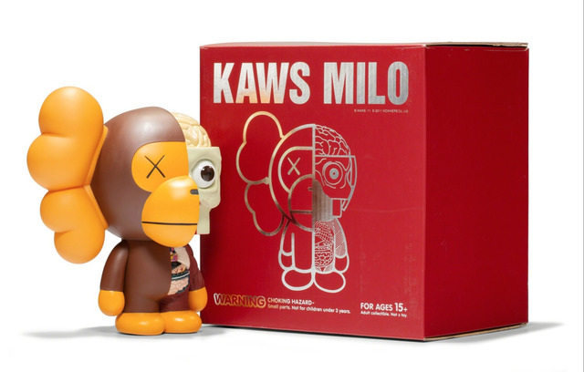 KAWS, 'Milo', 2011, End to End Gallery