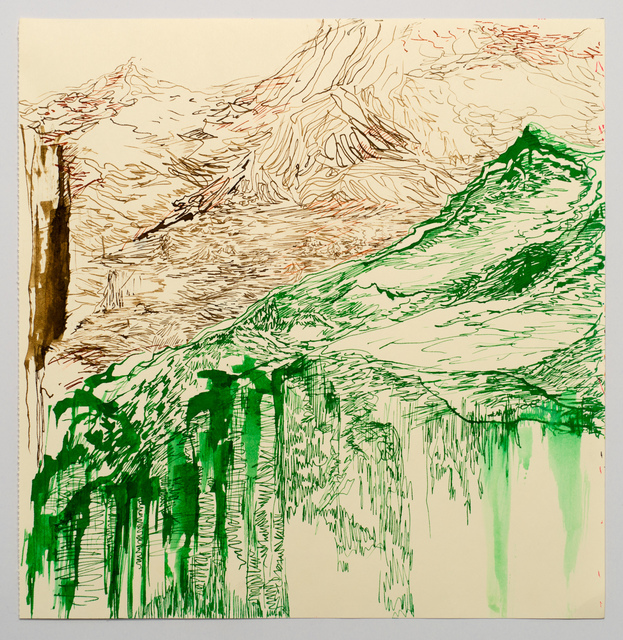 Laleh Khorramian, 'Peaks 5', 2019, Center for Human Rights in Iran Benefit Auction