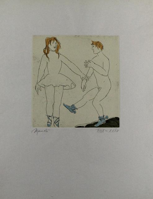 , 'Passo di danza II,' 1974, Sylvan Cole Gallery
