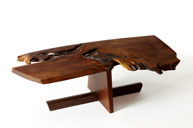 George Nakashima Coffee Table 1981 Artsy