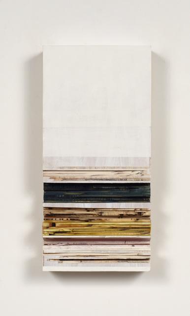 , 'Blue Cord,' 2018, David Richard Gallery