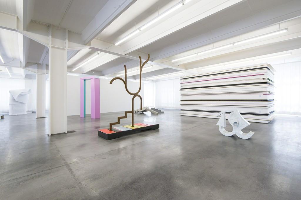 exhibition view: Wo ist hier? #2: Raum und Gegenwart, Kunstverein Reutlingen, September 20, 2015 - November 22, 2015