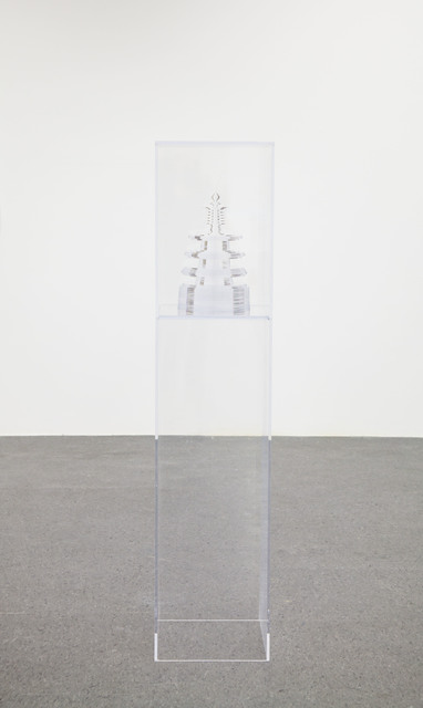 , 'Untitled (Pagoda),' 2016, Vistamare/Vistamarestudio