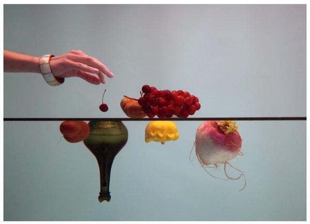 , 'A glass of fruit,' 2016, Kohn Gallery