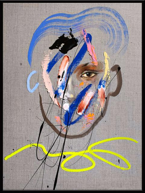 Loribelle Spirovski, 'Homme No. 223', 2021, Painting, Oil on Linen, ARCADIA CONTEMPORARY