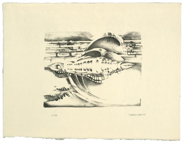 , 'Thirteenth Stone,' 1970, Universal Limited Art Editions