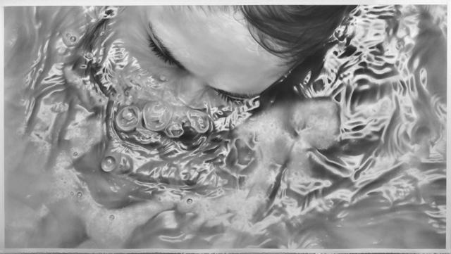, 'Submerge,' 2012, Jonathan LeVine Projects