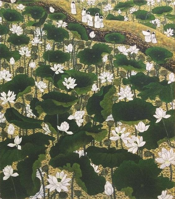 , '荷问  Whispering Lotus (Limited print),' , Art WeMe Contemporary Gallery
