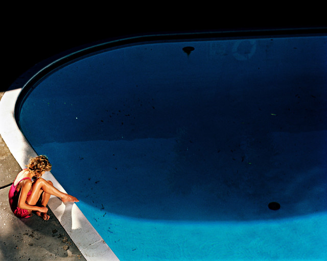 David Drebin, 'Trisha by the Pool', 2003, CAMERA WORK