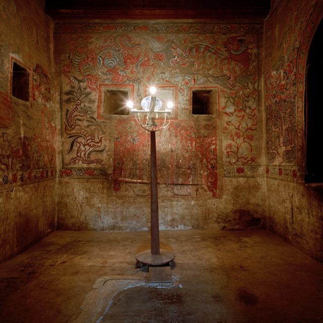 , 'Gathering Light, Tally Pagota, Myanmar,' 1990, Clark Gallery