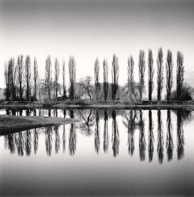 , 'Ortucchio Lake Reflection, Fucino, Abruzzo, Italy,' 2016, G. Gibson Gallery