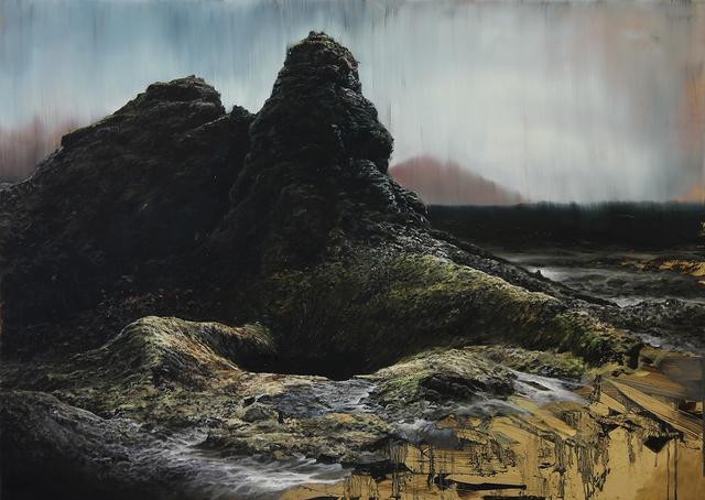 , 'Fuego (2),' 2017, REITER