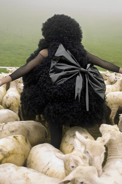 Athi-Patra Ruga, 'Even I Exist In Embo: Jaundiced Tales Of Counter penetration #8', 2007, Photography, Chromogenic colour print, Zeitz MOCAA