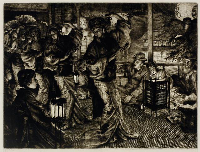 , 'L'enfant prodigue: en pays etranger (The Prodigal Son: In Foreign Climes),' 1881, Thomas French Fine Art