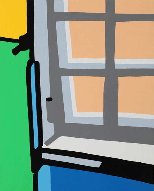 , 'Window,' 2012, Gridchinhall