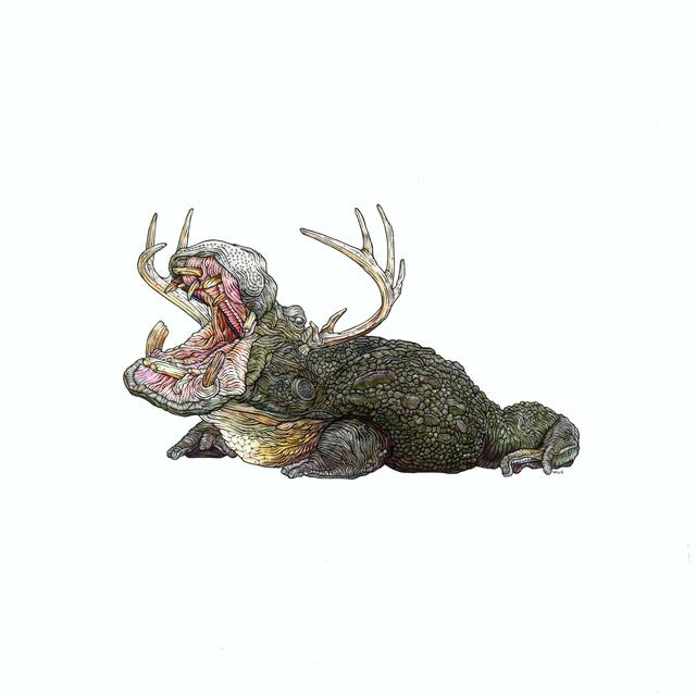 , 'Pygmy Behemoth,' 2015, LE Gallery