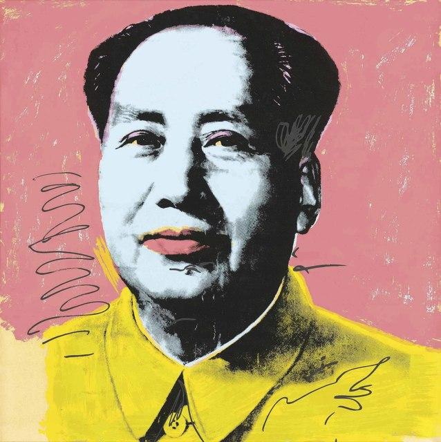 Andy Warhol, 'Mao', 1972, Christie's