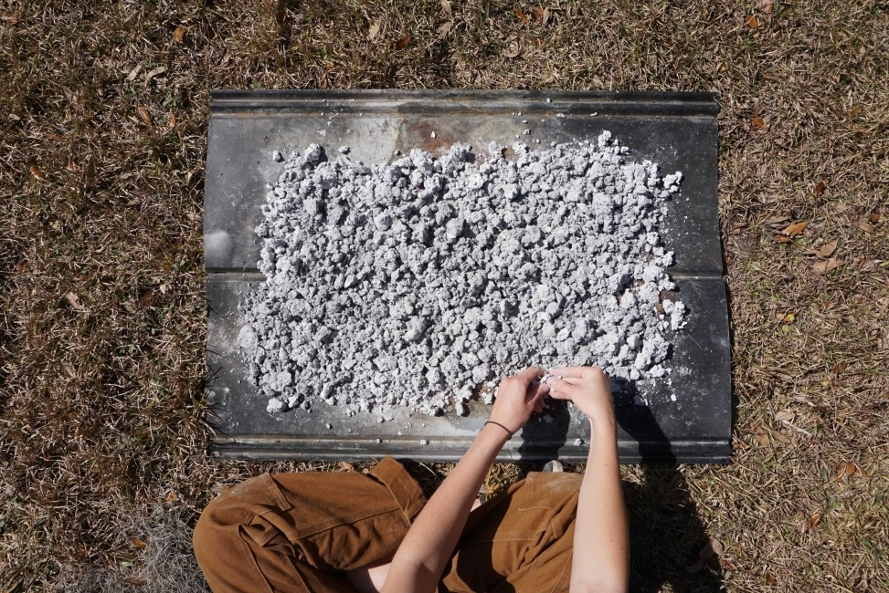 The Stone for Burning