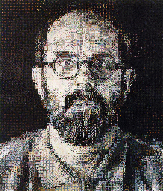 , 'Self-Portrait (Rigid),' 1982, Bentley Gallery