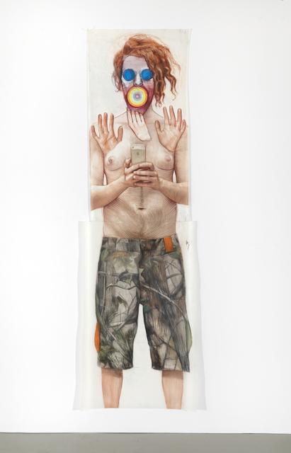 , 'Camo,' 2017, Jack Shainman Gallery
