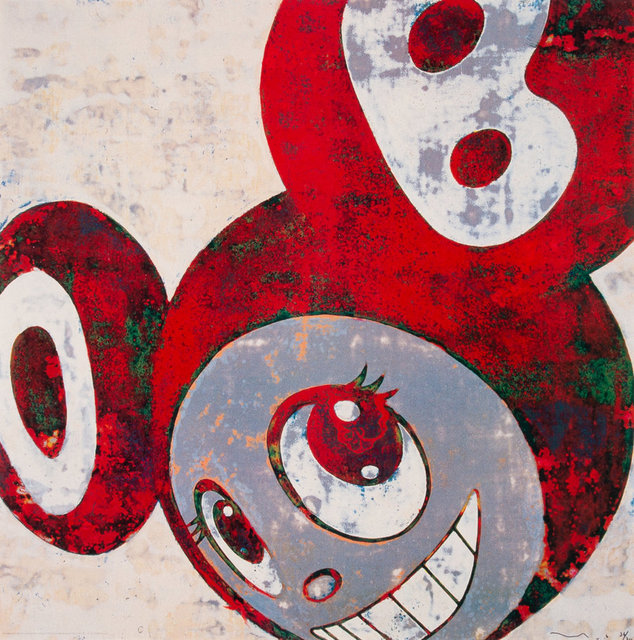 Takashi Murakami, 'And then, and then and then and then and then', 1996, Heritage Auctions