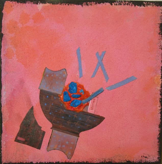 , 'Stories,' 2012, Carter Burden Gallery