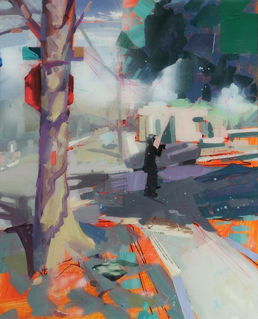 John Erickson, 'The Photographer', 2016, Phillips Gallery