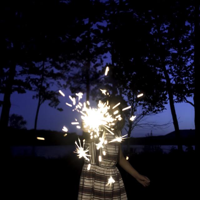 , 'Sparks, Lake Megunticook,' 2016, Dowling Walsh