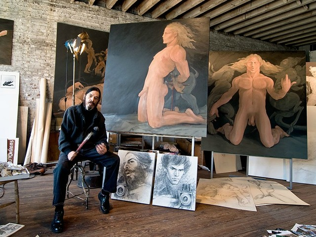 , 'George Dureau - French Quarter,' 2009, Octavia Art Gallery