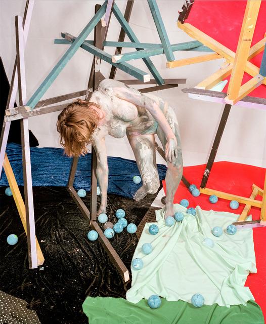 , 'Sculpture Figure Study, Mignonne,' 2016, Huxley-Parlour
