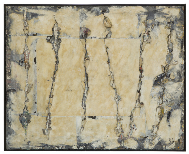 , 'Mudai (Untitled) (T-2198),' 1961, Erik Thomsen