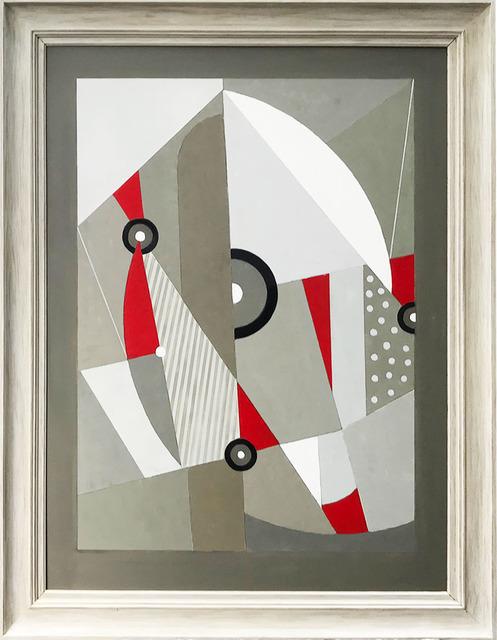 Tim Woolcock, 'Red Alignment', 2019, Ransom Art