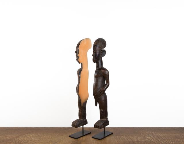 , 'Mangbetu (2016),' 2016, TAFETA