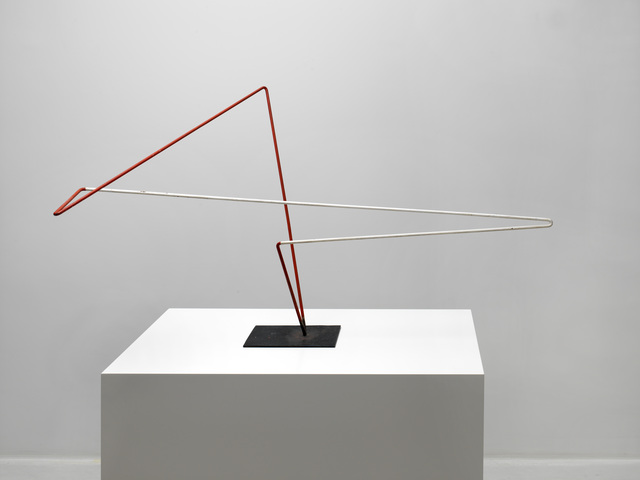 , 'Spatial Sculpture (Lightning),' 1954, Setareh Gallery