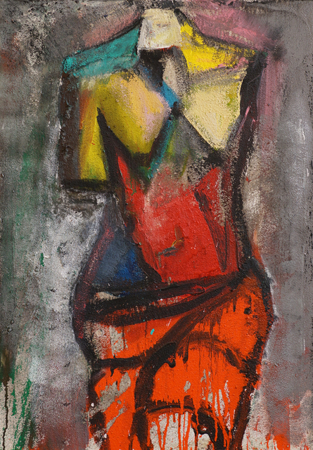 , 'Nina's Song #4,' 2013, Galerie de Bellefeuille