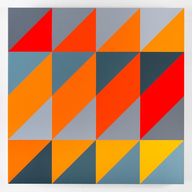 Andrew Huffman, 'Modulated 14', 2018, David Richard Gallery