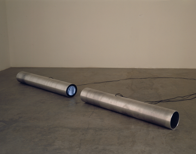 , 'Cut Pipe,' 1992, bitforms gallery