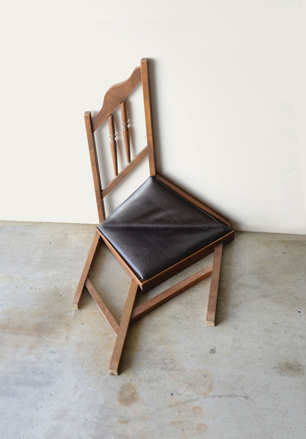 , 'Folding Chair,' 2015, William Turner Gallery