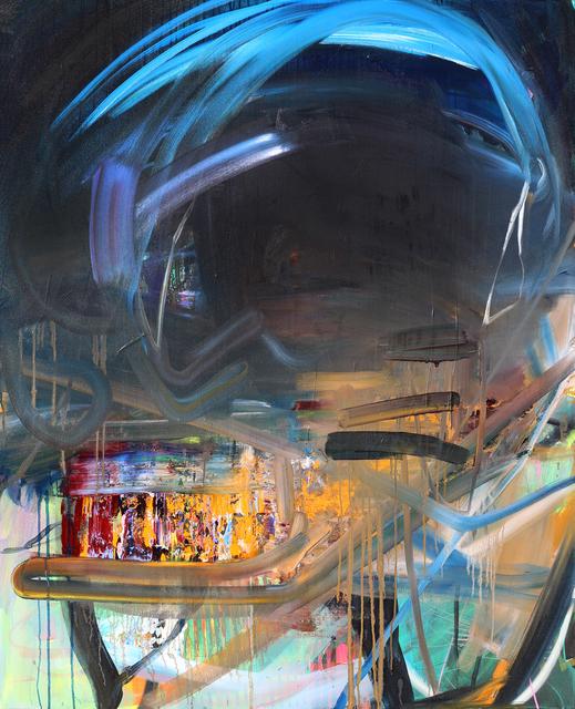 , 'Speed Under Pressure,' 2014, Mark Moore Fine Art