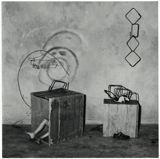 Roger Ballen, 'Hideaway, 2003', 2003, Aperture Foundation