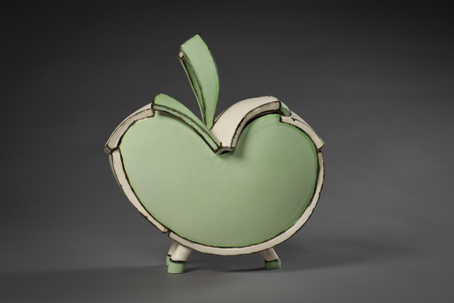 , 'Green Envy,' 2018, Eutectic Gallery