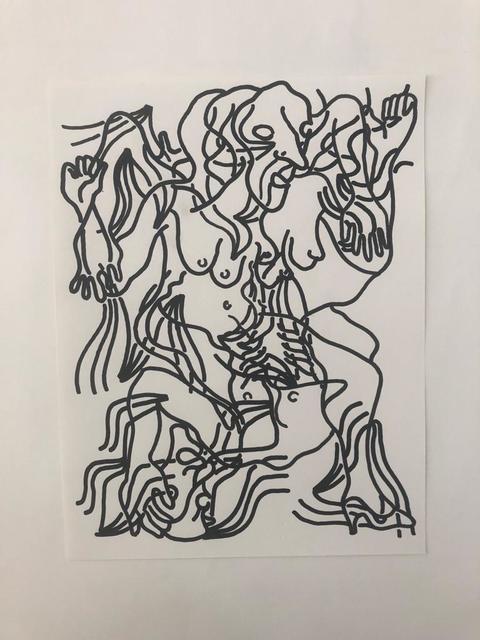 , 'Narcisos Selváticos 1,' 2019, Galeria Solo / Eva Albarran & Christian Bourdais
