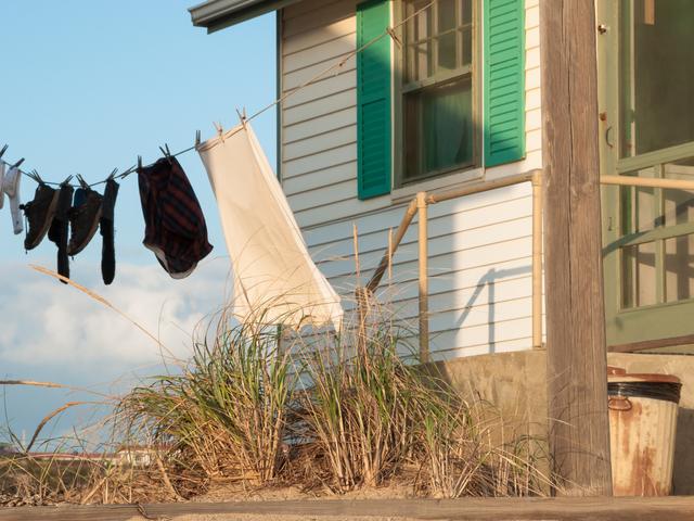 , 'Beach Afternoon,' 2011, Fountain Street