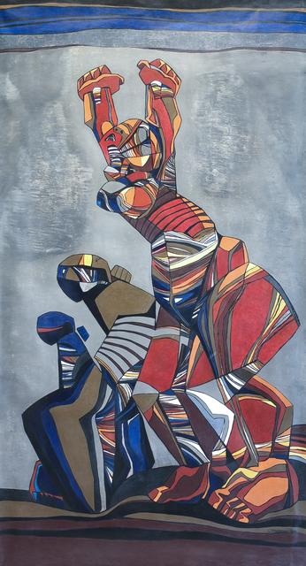 , 'Progress,' 1984, EBONY/CURATED