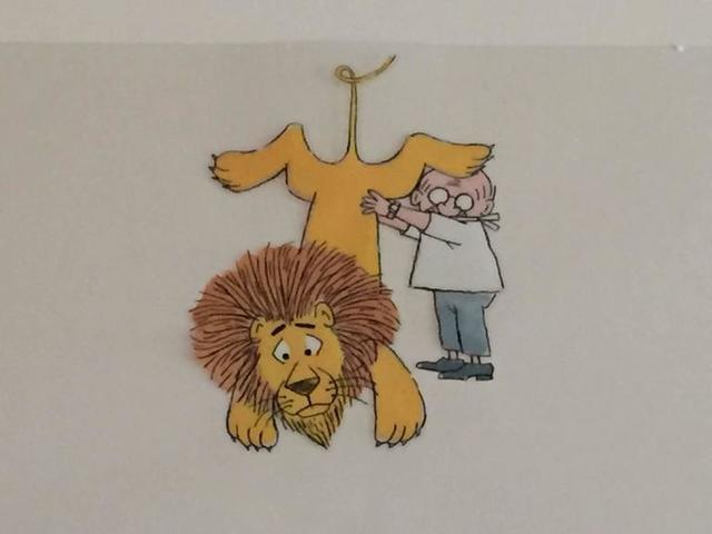 "Maurice Sendak, 'Original Animation Cel from PIERRE, ""I DONT CARE"" (CBS 1970s)', 1970-1979, Lions Gallery"