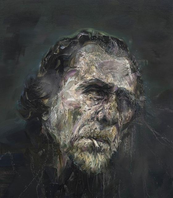 , 'Charles Bukowski,' 2018, Thompson Landry Gallery